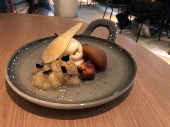 restaurant persijn - wentelteefje