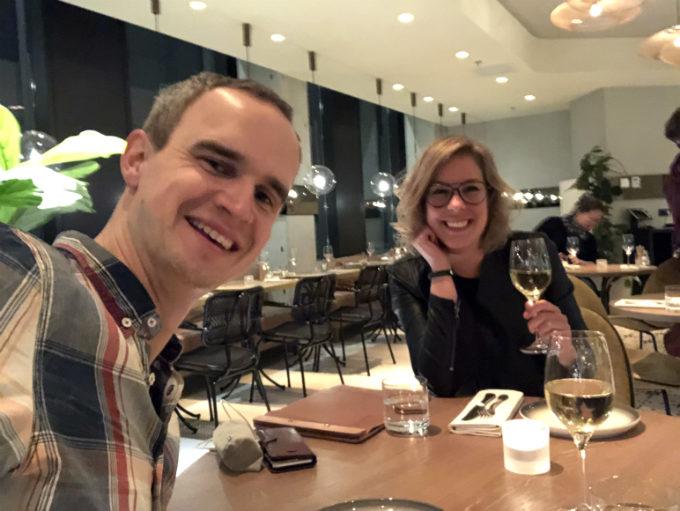restaurant persijn - wijntje