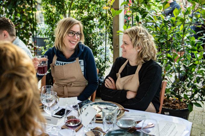 Andrea en Brenda - door Chevalier Studio