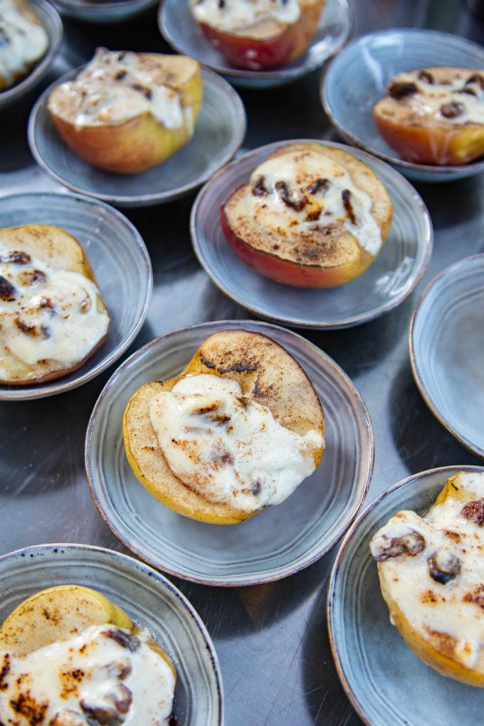 Appel dessert - foto: Chevalier Studio