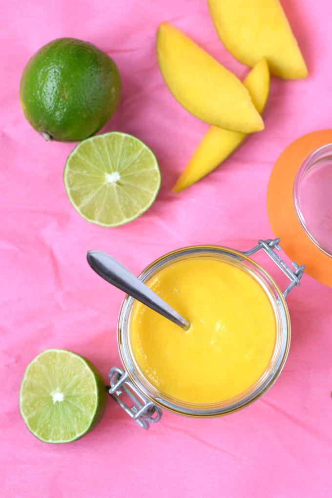 mango curd - ANNIEPANNIE