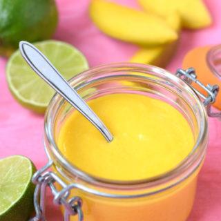 mango limoen curd - ANNIEPANNIE