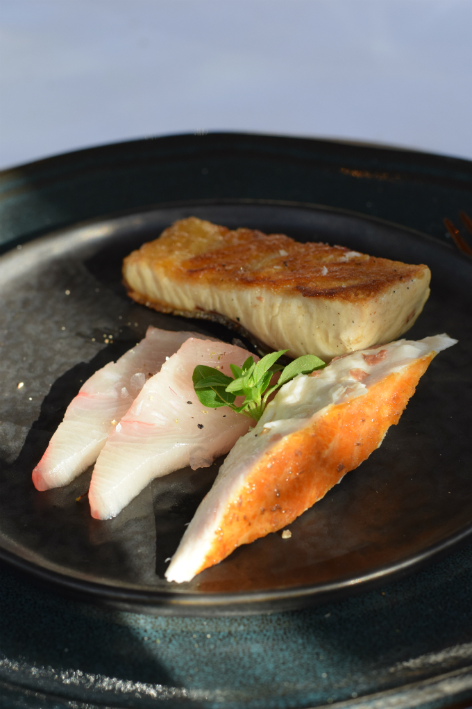 Drie bereidingen van vis - Barbecue Masterclass Intratuin
