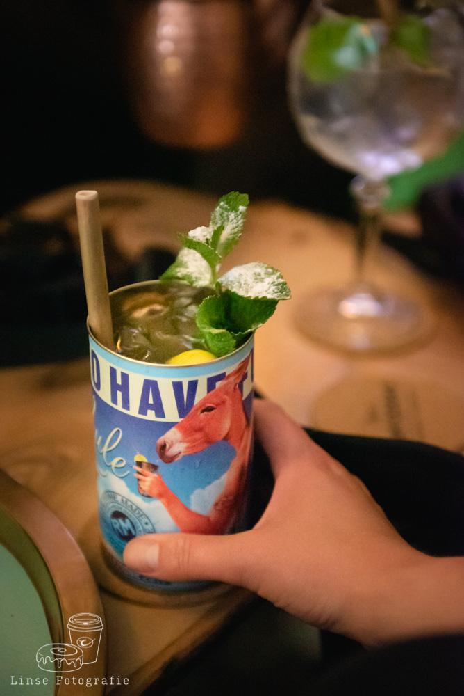 Cocktail bij Ginscal