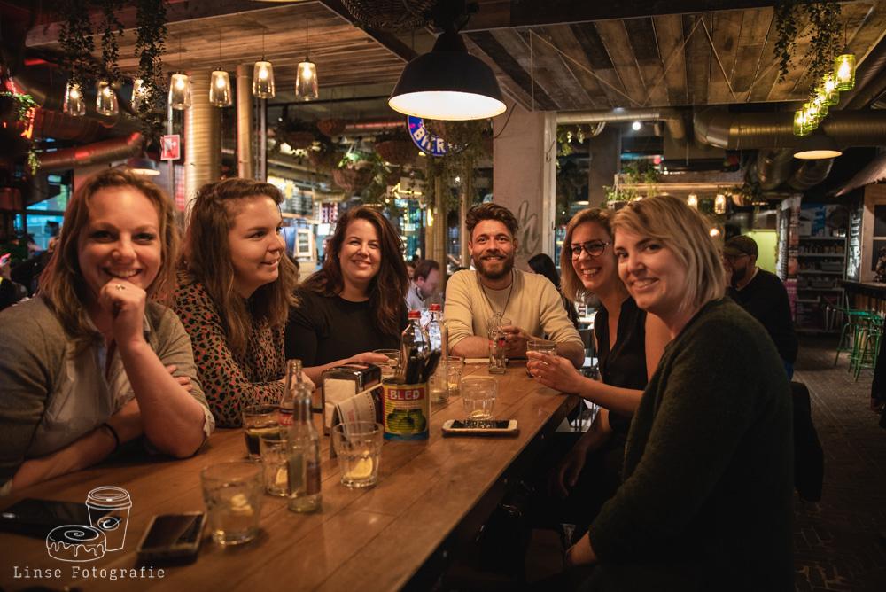 Gezellig clubje! Foodtour in Eindhoven