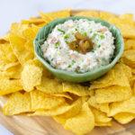 Heerlijke roomkaasdip met jalapeno, spekjes en kaas - ANNIEPANNIE