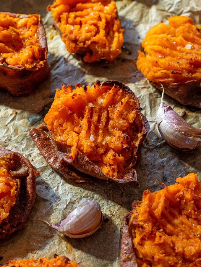geplette zoete aardappels uit de oven-2