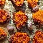 geplette zoete aardappels uit de oven-3