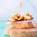 Spaanse pinchos met chorizo, brie en appel - ANNIEPANNIE
