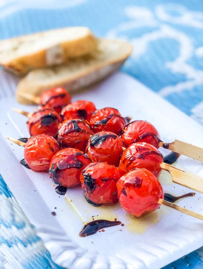 Tomaten spiesjes van de barbecue - ANNIEPANNIE-2