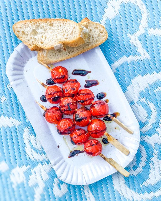 Tomaten spiesjes van de barbecue - ANNIEPANNIE-3