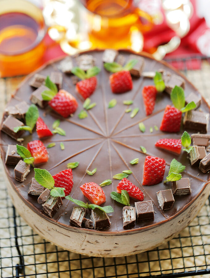 Kitkat cheesecake - ANNIEPANNIE-1