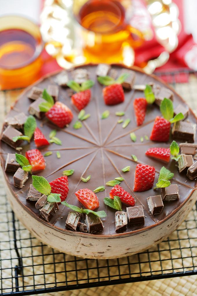 Kitkat cheesecake - ANNIEPANNIE-1