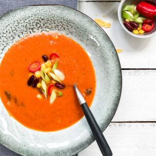 Mexicaanse soep - ANNIEPANNIE